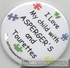 Tourettes, I love my child with Aspergers and Tourettes