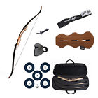 "SAS Sage Traditional Takedown 62"" Recurve Bow Full Accessories Package"