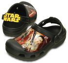 Crocs Kids Starwars Clog Shoes Slides Clogs Star Wars Slippers $29.99 AUD