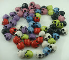 newmix Skeleton charm beads for fashion bracelet accessories Beaded wholesale @