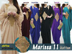 SALEMarissa 11 Beautiful Kaftan Farasha Khaleeji Abaya Jilbab Maxi Dress