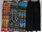 *NWT* Chaudry KC Women's Long Length Pull-On Skirt-Boho Peasant Gypsy (Variety)
