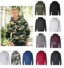 Independent Trading Co. Hooded Pullover Sweatshirt Hoodie IND4000 XS-3XL on SALE