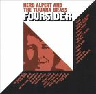 FOUR SIDER HERB ALPERT AND THE TIJUANA BRASS CD 6011 THE LONELY BULL 1988