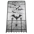 Halloween Festival Heritage Lace Creepy Crawly Curtains Room Door Window Decors