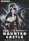 THE HAUNTED CASTLE NEW DVD