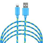 3x6ft USB Snyc Charging Cable Charger for Apple iPhone 7 6S 6 Plus 5S 5 5C