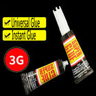 Lots Useful Super Glue Surface Insensitive Extra Strong Adhesive Fast Instant