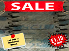 shiplap exterior timber cladding 125mm16mm only £1.19p a meter 100m minimum