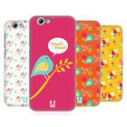 HEAD CASE DESIGNS BIRD PATTERNS HARD BACK CASE FOR HTC ONE A9s