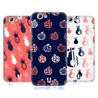 HEAD CASE DESIGNS FRUITY DOODLES HARD BACK CASE FOR HTC ONE A9s