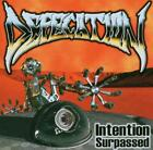 DEFECATION - INTENTION SURPASSED NEW CD