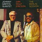 JOHNNY GRIFFIN/ROLF ERICSON - THE BERLIN SESSION NEW CD