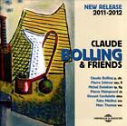 CLAUDE BOLLING - CLAUDE BOLLING & FRIENDS NEW CD