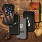 just do it nike logo Logo Logo Soft PU Flip leather Case Cover Apple iPhone