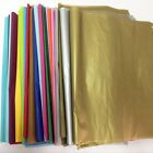 Внешний вид - 5 SHEETS ACID FREE TISSUE PAPER VARIOUS COLOUR 50CM*70CM