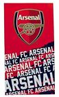 Arsenal FC Crest Beach Quick Dry 100% Cotton Comfortable Face And Gym Towel