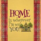 HOME COLLECTION - MACHINE EMBROIDERY DESIGNS ON CD