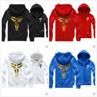Basketball Star Cos Kobe Spring&Autunmn Casual Men Hoodies Jacket Coat
