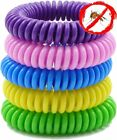 10 x Anti Mosquito Bug Insect Repellent Bracelet Wrist Band Repellent 350 HR