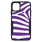 otterbox iphone 5 skins - OtterBox Commuter for iPhone 5 SE 6 S 7 8 PLUS X Purple & White Zebra Skin