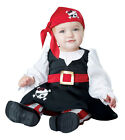 Petite Pirate Girl Infant Baby Halloween Costume