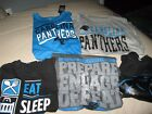 CAROLINA PANTHERS Unisex Youth T-Shirt or PJ's, #59, or Cam Newton # 1 Jersey $16.0 USD on eBay