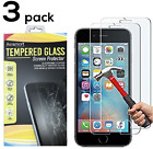 """3x Premium Tempered Glass Film Screen Protector For Apple Iphone 6s Plus / 5.5"""""""