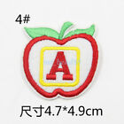 1X Cartoon Embroidered Iron On Patch Badge Sewing Applique for Bag Clothes Decor