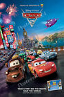 Posters USA - Disney Classics Cars 2 Movie Poster Glossy Finish - FIL005