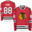 Chicago Blackhawks Adult Patrick Kane NHL Premier Jersey Red 88