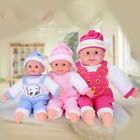 30-50cm Lifelike Doll Baby Kids DIY Toy Puzzle Doll & Clothes Children's Gifts K