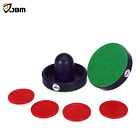 JBM 2 Air Hockey Pushers 4 Red Pucks Air Table Hockey