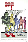 Posters USA - 007 Dr. No James Bond Movie Poster Glossy Finish - MOV185 $16.95 USD on eBay