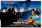 Posters USA - 007 Licence to Kill Movie Poster Glossy Finish - MOV201 $15.95 USD on eBay
