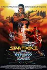 Posters USA - Star Trek II Wrath of Khan Movie Poster Glossy Finish - STT005 on eBay
