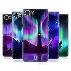 HEAD CASE DESIGNS NORTHERN LIGHTS HARD BACK CASE FOR BLACKBERRY KEYONE / MERCURY