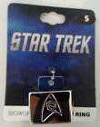 Star Trek Starfleet Insignia Debossed Mens Ring on eBay