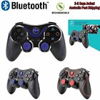 Mini USB Wireless Bluetooth Rechargeable Game Handle Controller Gamepad For PS3