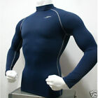 Skin Tight Gear Mens Compression 003 Sports Top Navy