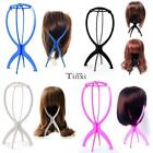 New Stand Holder Folding Stable Durable Wig Hair Hat Cap Display Tool TW