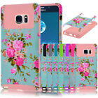 Hybrid Shockproof Armor Matte Protective Case Cover for Samsung Galaxy Note FE