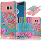 Hybrid Rugged Slim ShockProof Armor Case Cover for Samsung Galaxy Note FE Phone