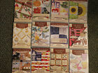Anita Goodesign Quilting Collection- titles A-M  Your choice of one collection