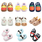 walking rings for babies - Newborn Baby Cotton Shoes Infant Kid Cartoon Soft Sole Shoes Walking Shoes 0-18M
