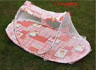 Portable Instant Baby Travel Play Tent Pop Up Mosquito Net Bed Canopy Shelter BM
