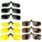 New Day  Clip-on Flip-up Lens Sunglasses Driving Glasses Charm