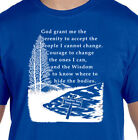 Alcoholics Anonymous AA  TWISTED SERENITY PRAYER T-Shirt- Select Your Color S-5X