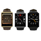 Hot NO.1 D6 Smart Watch Phone 3G 2G GSM Android Quad Core 1G+8GB WiFi for Phone