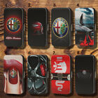 alfa romeo luxury car Logo Sports Car  PU Flip leather Case Cover Apple iPhone